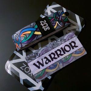 ZOX Strap Wristband & Card - Warrior 💥
